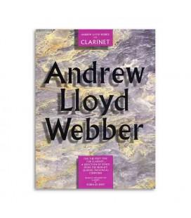 Livro Music Sales Andrew Lloyd Webber para Clarinete RG10277