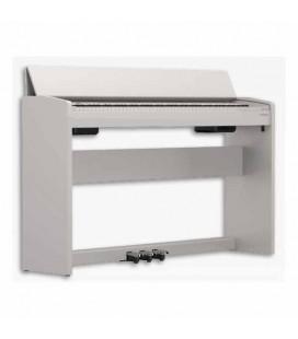 Piano Digital Roland F140R 88 Teclas 3 Pedais com Suporte