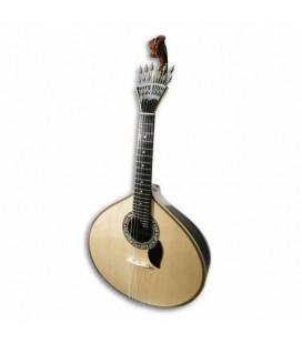Guitarra Portuguesa Artimúsica Luthier Cabeça de Dragão Modelo Lisboa