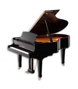 Piano de Cauda Kawai GX 3 188cm Preto Polido 3 Pedais
