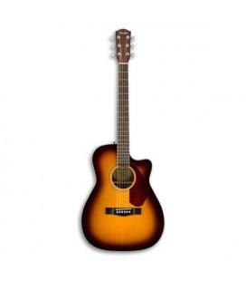 Guitarra Eletroacústica Fender Concert CC 140SCE Sunburst com Estojo