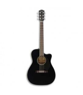 Guitarra Eletroacústica Fender Concert CC 60SCE Black