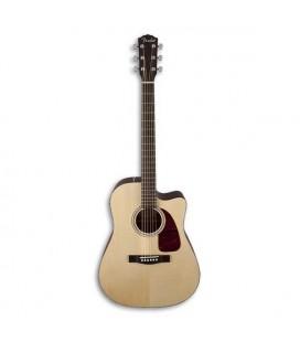 Guitarra Eletroac炭stica Fender Dreadnought CD 140SCE Natural com Estojo