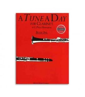 Livro Music Sales BM10108 Tune a Day Clarinet Book 1