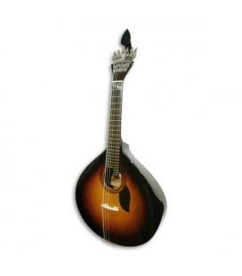 Guitarra Portuguesa Artimúsica 70073SB Simples Coimbra Sunburst