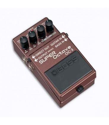 Pedal Boss OC 3 Super Octave Guitar and Bass