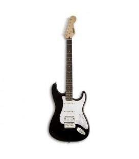 Guitarra Eléctrica Fender Squier Bullet Stratocaster HSS IL Black