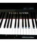 Piano Cauda Pearl River GP150 PE Studio 150cm Preto Polido