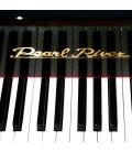 Piano de Cauda Pearl River GP170 PE teclado e logotipo
