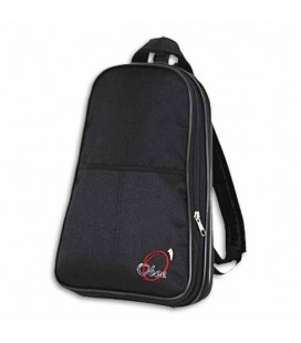 Saco Gig Bag Ortolá 606 187 para Clarinete em Nylon Design Mochila Preto