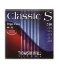 Jogo de Cordas Thomastik Classic S Rope Core KR116 para Guitarra Clássica