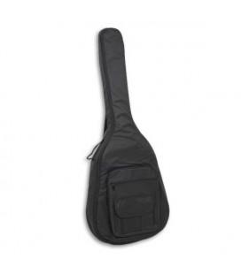 Saco Ortol叩 264 32BW Nylon Almofadado 10 mm para Guitarra Folk