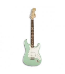 Guitarra Elétrica Fender Squier Affinity Stratocaster IL Surf Green