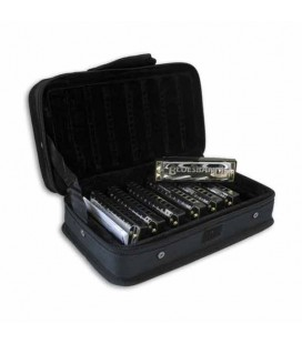 Pack Hohner 91105 7 Harmónicas Blues
