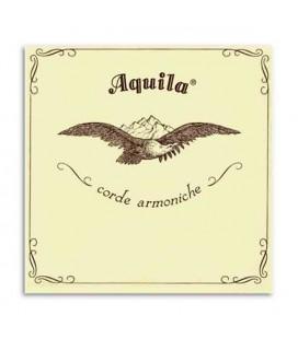 Jogo de cordas Aquila 55U para Ukulele Concerto