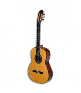 Guitarra Clássica Vicente Carrillo Grande Concerto Herencia NC IND Cedro e Pau Santo com Estojo