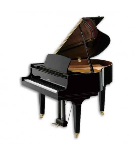 Piano de Cauda Kawai GL10 152cm Preto Polido 3 Pedais