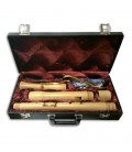 Flauta Bisel Moeck 2520 Rondo Baixo Maple Barroco