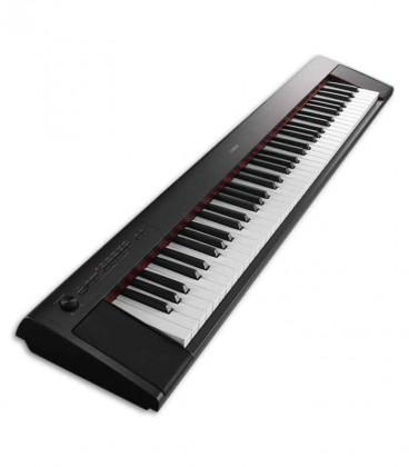 Teclado Portátil Yamaha NP32 76 Teclas Tipo Piano