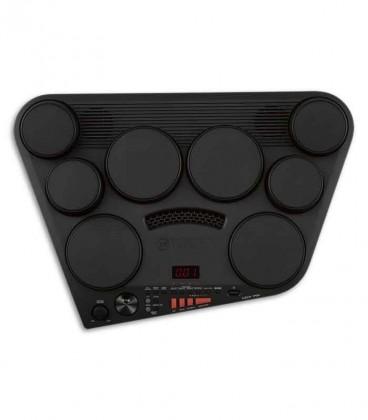 Caixa de Ritmos Yamaha DD75 com 8 Pads e com Sensibilidade