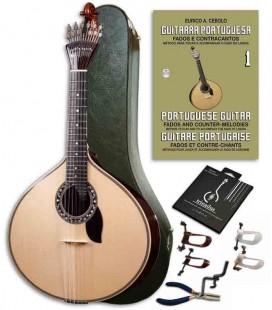 Pack de Guitarra Portuguesa Artimúsica Modelo 70730