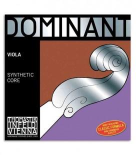 Corda Individual Thomastik Dominant 137 Ré para Viola de Arco 1/2