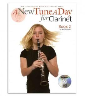 A New Tune a Day Clarinet Book 2 com CD
