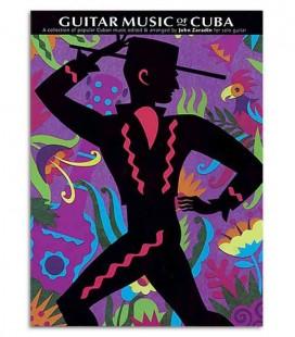 Livro Guitar Music of Cuba CH61433