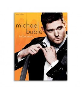 Livro Music Sales Michael Bubl辿 To Be Loved AM1007116