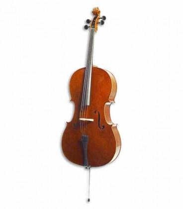 Violoncelo Stentor Conservatoire com Arco e Saco