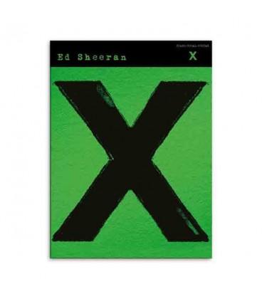 Livro Music Sales Sheeran Ed X AM1009338