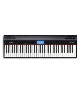 Teclado Roland Go Piano 61 Teclas Preto