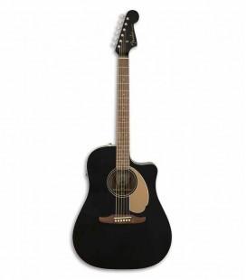 Guitarra Eletroac炭stica Fender California Player Jetty Black JTB