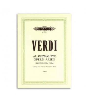 Livro Edition Peters P4248 23 Arias para Tenor