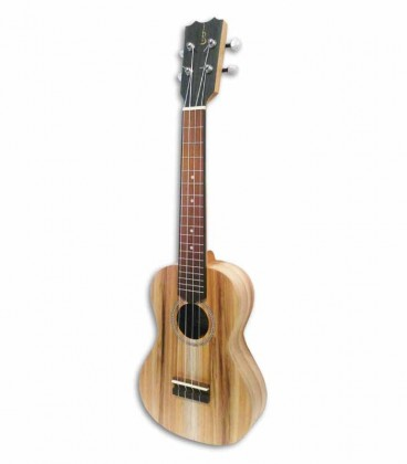 Foto a 3/4 do ukulele APC CS