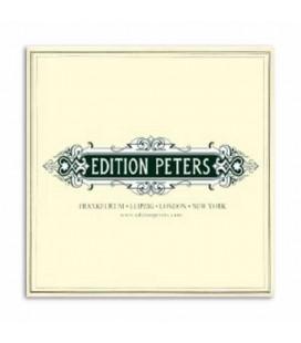 Livro Edition Peters EP3560 Kayser 36 Estudos para Violino Opus 20