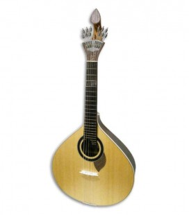Guitarra Portuguesa APC 310CB Luxo Pau Santo Coimbra com Estojo
