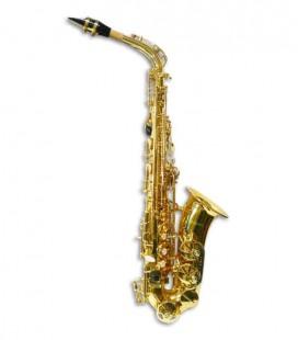 Saxofone Alto Sullivan SAXA200 Standard Fá Sostenido Agudo com Estojo