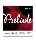 Jogo de Cordas DAddario J810 Prelude para Violino 4/4