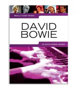 Livro Music Sales David Bowie Easy Piano AM1011791