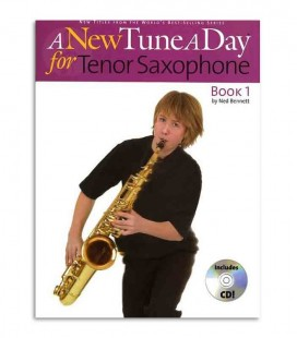 A New Tune A Day Tenor Sax Book CD