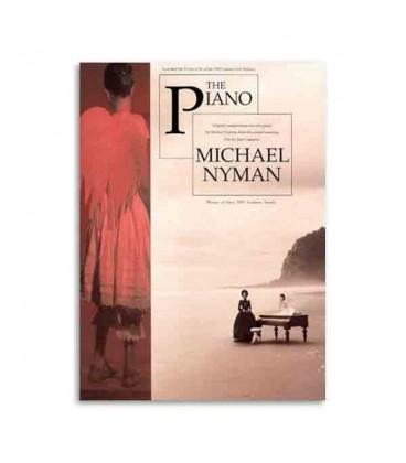 Livro Music Sales CH60871 Nyman the Piano