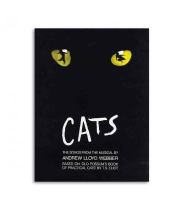 Livro Music Sales FM10005 Cats Piano Vocal