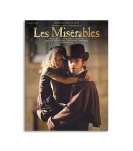 Livro Music Sales MF10150Les Misérables Film Version Piano