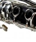 Clarinete John Packer JP221 Si Bemol com Estojo
