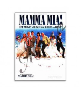 Livro Music Sales Mamma Mia The Movie Soundtrack AM997161