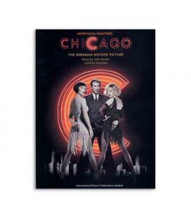 Livro Music Sales Chicago Movie Vocal Selections