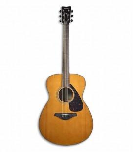 Guitarra Folk Yamaha FS800 T Abeto Nato Tinted