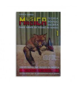Livro Eurico Cebolo MM 1 Método Música Mágica No 1