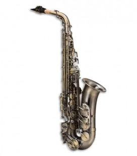 Saxofone Alto John Packer JP045V Mi Bemol Vintage com Estojo